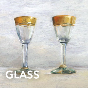 Paintings of Glass